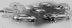 Mercedes-Benz - Woo Kim Design