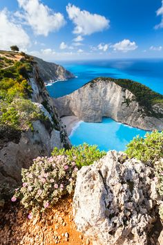 Navagio Bay, Greece  #travel #location #greece
