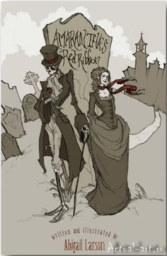 Абигайль Ларсон (Abigail Larson)_illustration_12