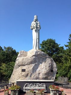 Shrine of Our Lady of the Island, Eastport