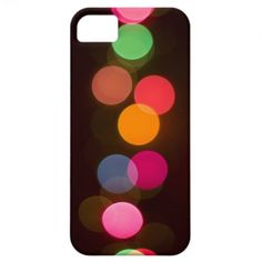 Bokeh photography iPhone 5 cases