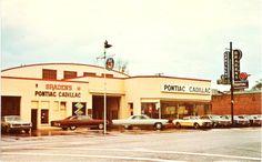 Braden Pontiac-Cadillac, Roseville CA, 1967 Moore Pediatric Dentistry - moorepediatricdentistry.com