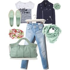Summer 2012, created by babbel25.polyvore.com