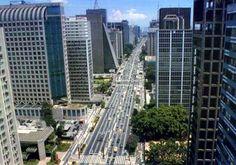 São Paulo - São Paulo - Avenida Paulista #sp