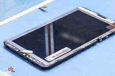 Get your Samsung Galaxy Tab repaired at TFix. Professional and affordable services in South London. #pro #solderinglab #tfix