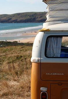 What I would give to have a VW campervan