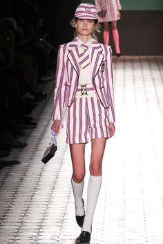 Olympia Le-Tan Spring 2015 Ready-to-Wear Fashion Show