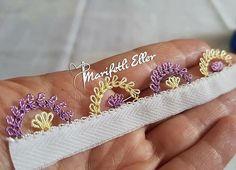 @marifetlieller42 #igneoyasi #iğneoyası #igneoyası #igneoyasisevenler #igneoyalari #igneoyalarim #dantel #mekik #örgü #oya #pike #patik… Needle Lace, Tatting, Diy And Crafts, Embroidery, Model, Jewelry, Crochet Trim, Ribbons, Amigurumi