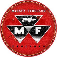 Massey Ferguson Tractors Sticker