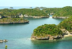 Most Beautiful Places in the Philippines to visit in 2020 - DumbsHub Camotes Island, Enchanted River, Bantayan Island, Siargao Island, Puerto Princesa, Travel Brochure, Countries Of The World, World Heritage Sites, Cool Places To Visit