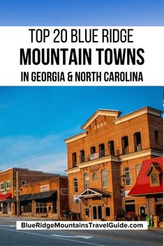 Top 20 Blue Ridge Mountain Towns in GA and NC with the best things to do in each. | blue ridge mountain towns | north georgia mountains | blue ridge mountains GA | blue ridge mountains georgia | blue ridge mountains nc | blue ridge mountains north carolina | georgia mountains | north carolina mountains | things to do in the blue ridge mountains | blue ridge region | Blue Ridge GA | Blairsville GA | Ellijay GA | Suches GA | Blowing Rock North Carolina | Brevard NC | Cashiers NC Blue Ridge Parkway, Blue Ridge Mountains, Blowing Rock North Carolina, Blue Ridge Georgia, North Carolina Mountains, Us Destinations, Smoky Mountain National Park, United States Travel, Cool Places To Visit