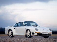Porsche 959 - Road version