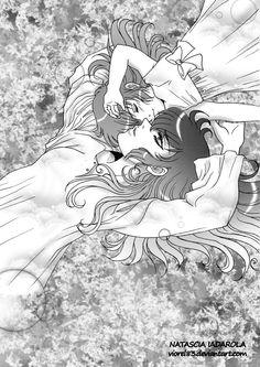 Sherra e Ceryna by Viorel83.deviantart.com on @DeviantArt