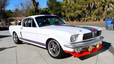 The Martini Mustang Will Make You Go 'Wow' All The Time
