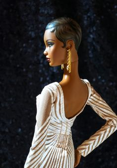 https://flic.kr/p/HmJaSL | A-Z Challenge: B - Backless dress | Barbie Jazz Diva in Barbie Jennifer Lopez dress