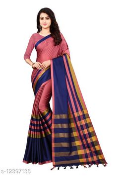Sarees Colorful Art Silk Saree Fabric: Saree - Art Silk  Blouse - Art Silk  Size: Saree Length With Running Blouse- 6.3 Mtr Work - Printed  Country of Origin: India Sizes Available: Free Size   Catalog Rating: ★4 (431)  Catalog Name: Free Mask Bettina Art Silk Sarees With Tassels And Latkans CatalogID_112606 C74-SC1004 Code: 423-12397136-747