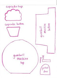 Gumball template