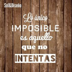Nada es imposible Best Quotes, Social Media, Signs, Coaching, Spanish, School, Power Of Words, Qoutes Of Life, Report Cards