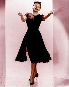 Judy Garland (Height 4'11)