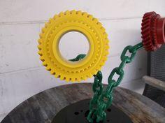 Yellow Flower (Gear)