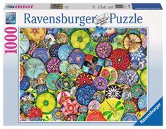 Beautiful Buttons - 1000pc Jigsaw Puzzle By Ravensburger