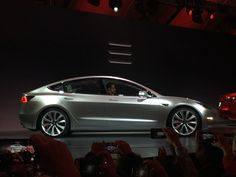 And there it is. After years of speculation, the Tesla Model 3 has been unveiled. We're live in Hawthorne, CA, where the company has just shown the car for..