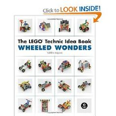 Buy The Lego Technic Idea Book: Wheeled Wonders by Yoshihito Isogawa at Mighty Ape NZ. The LEGO(r) Technic Idea Book: Wheeled Wonders is a collection of hundreds of mechanisms for cars, trucks, motorcycles, and other vehicles that you ca. Lego Mindstorms, Lego Technic, Lego Duplo, Lego Instructions, Step By Step Instructions, Buy Lego, Lego Group, Electronic Gifts, Book Illustration