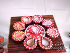 Karaashilp: DIY...A : Make your own upcycled diyas this Diwali