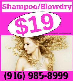 Blow Dry Holiday Blow Out for $19 ONLY #beauty #salon #organic #salonandspa #beautiful #looks #instagram #nofilter #folsom #folsomcalifornia #folsomca #sacramento #eldoradohills #california #california #events #hairstylist #makeupstudio #instagram #nofilter #photooftheday #makeup #styling #glam #beauty #style #stylist #fashion #hair #hairsalon