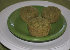 Green Gobblin Muffins for St. Paddy's Day | Happy Herbivore