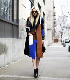life style fashion #NewYork #chic #coat #Modavou