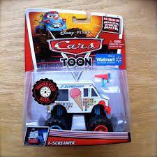 Image result for disney pixar cars monster trucks Cars Characters, Disney Pixar Cars, Monster Trucks, Lunch Box, Image, Sink Tops, Bento Box