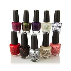 OPI Coca-Cola 10-pack of Style
