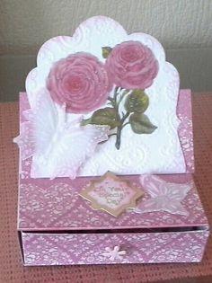 Gift box by Sylvia Traynor