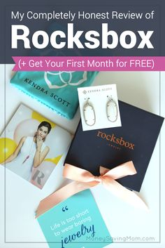 My Completely Honest Review of Rocksbox. I recently had the opportunity to try out Rocksbox — a jewelry membership service dedicated to making your life easier and more stylish. Their goal is to make accessorizing with jewelry fun again!