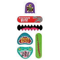 Buy Ouch Bite Me Print Plasters Online at johnlewis.com