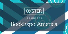 We're coming to BEA! Visit the #OysterTruck camped outside the Javits for free iced coffee, sweets & swag.