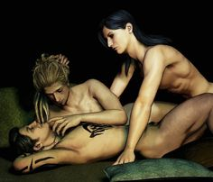 Three's a crowd by Ulysses0302 on DeviantArt