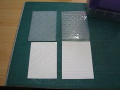 Silverwolf Cards-welcome to my world of stamping: cuttlebug