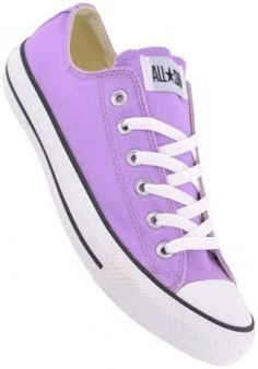 Lilac Converse | The House of Beccaria#