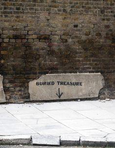 Banksy: Buried Treasure