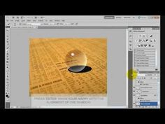 How to create a Glass Orb - YouTorial