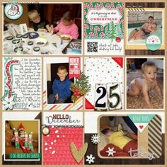 Digital Layout | Riley Storyteller by Just Jaimee