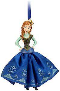 Disney Frozen Christmas Tree Ornament of Princess Anna