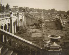 Discover Ruins of the Crystal Palace in London, England: The remains of Crystal Palace Great Exhibition of London History, Uk History, Asian History, Tudor History, Local History, British History, History Facts, Crystal Palace, Hyde Park