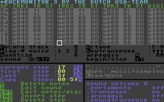 Commodore 64 trackers for making music