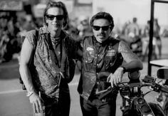 Former Hells Angels boss Sonny Barger was a fraud who beat his wife and stepdaughter, ex-gangster George Christie writes in 'Exile on Front Street' tell-all Mickey Rourke, Hells Angels, Tony Hawk Skateboard, Sonny Barger, Outlaws Motorcycle Club, Friend Poses, Biker Clubs, Custom Bobber, Vintage Mickey