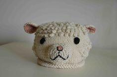 Gorro lana oveja, sheep wool hat