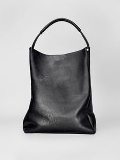 Slouchy Tote - Alfie Douglas - minimal leather bags and backpacks handmade  in London aef18ad2d
