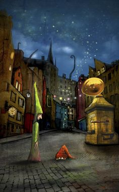 Silent Street (The West Bow) - Matylda Konecka